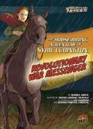 book cover of The Horse-riding Adventure of Sybil Ludington, Revolutionary War Messenger