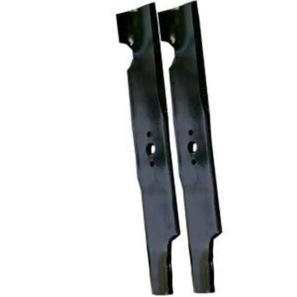 Amazon.com: Zoom ZOOM 34 Cuchillas cortacésped para ARIENS ...