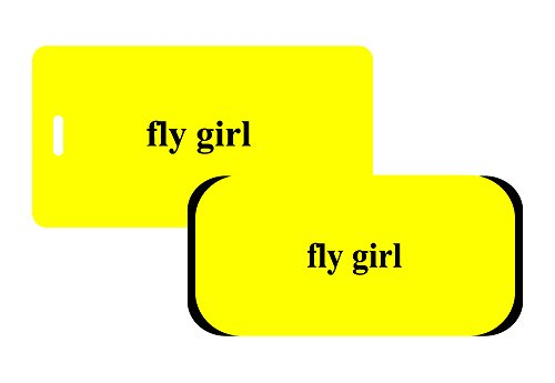 fly girl - Wrap/Tag Set by Inventive Travelware