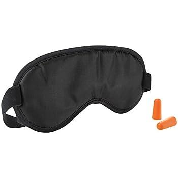 Travel Smart by Conair Eye Mask and Earplug Set