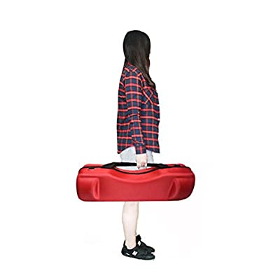 TOPCHANCES EVA Hard Carrying Bag Case for 6.5
