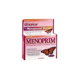 Menoprim Nutritional Support Formula for Menopausal Women from Nutrition Works by Windmill Health (Windmill Health Formula)
