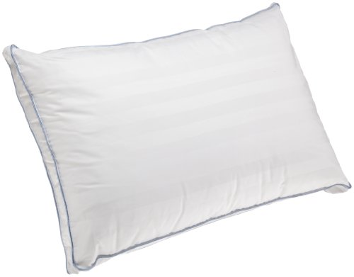 SensorPEDIC Dual Comfort Supreme Gusseted Pillow, Standard/Queen