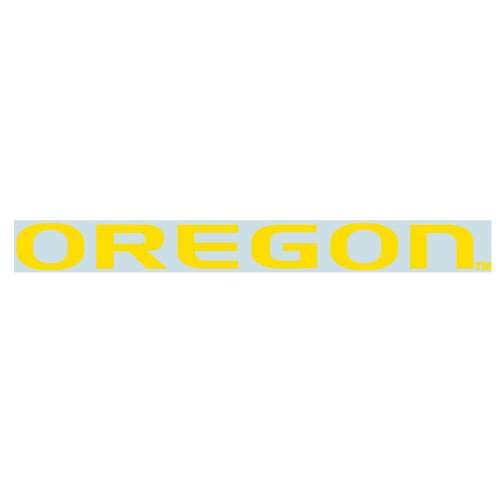 Logo Products Oregon Ducks Windshield Decal - Oregon - 20.5