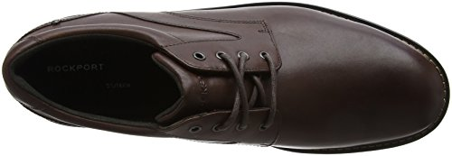 Pine Chocolate Marron de homme Charlesview Rockport K71041 Chaussures Plainfield ville A8OzxO5W