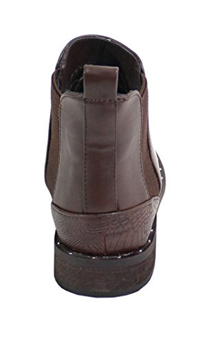 Cuir Shoes By Style Plate Femme Bottine 4PwqgZ