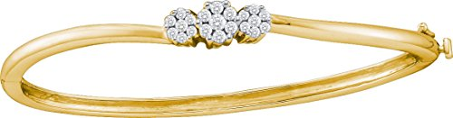 1/2 Carat DIAMOND INVISIBLE BANGLE by Jawa Fashion