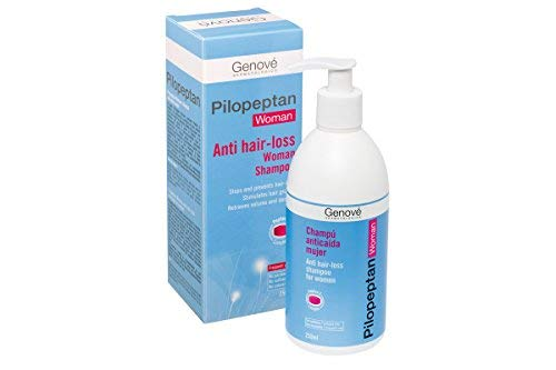Genové Pilopeptan Woman Champú anticaída 250ml