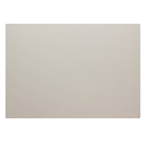 3 Ply Bass - BQLZR 2.2mm Thickness Cream Color 3-Ply Blank Material Pickguard Sheet for Guitar Bass with Protective Film