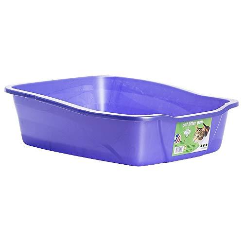 Van Ness Cat Pan - Medium (Assorted Colors) ()