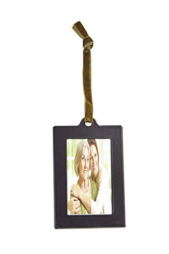 Klikel Family Tree Picture Frame Display with 10 Hanging Picture Photo Frames | Large 20 x 18 Metal Tree | 10 Ornamental 2x3 Frames by Klikel (Image #5)