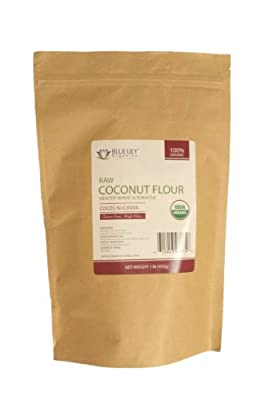 Blue Lily Organics Coconut Flour - Certified Organic