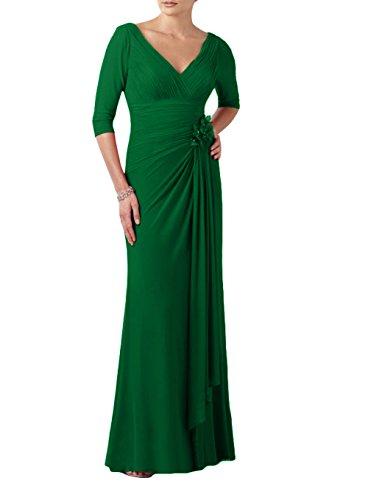 Festlichkleider 4 Abendkleider Kleider 3 Etuikleider Langarm Damen Jaeger Gruen Brautmutterkleider mit Charmant Elegant Jugendweihe IvwA4Ipn