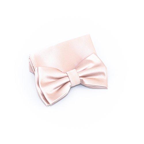 Pastel Pink Satin - 4