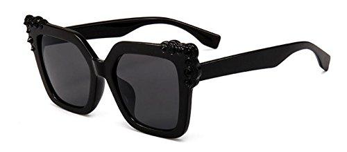 Lennon inspirées métallique cercle vintage de rond du polarisées lunettes style soleil retro en qA4wpBH8
