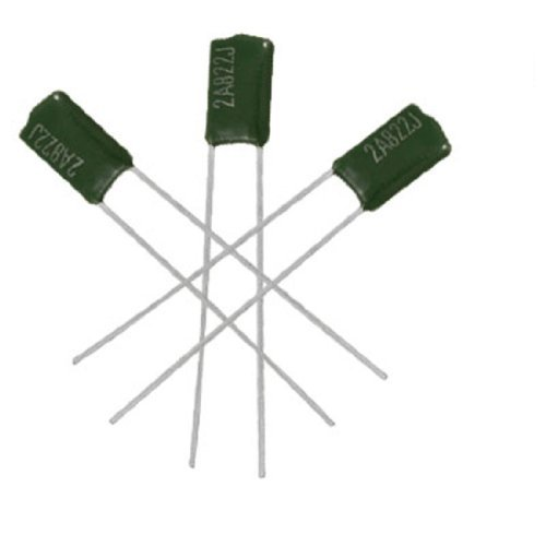 Water & Wood 100V 0.0082uF 5% Radial Lead DIP Mylar Polyester Film Capacitors 200 Pcs with Car Cleaning Clothing