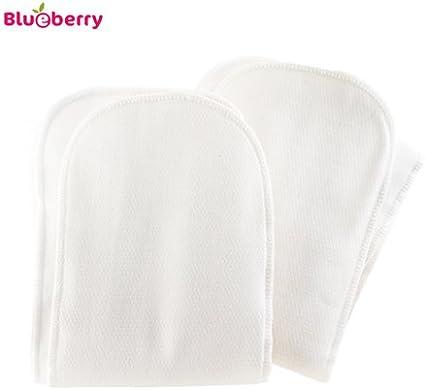 Blueberry Capri compresas de algodón/microfibra (2 pieza) BB Capri ...