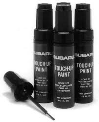 Genuine Subaru J361SSC000 Touch-Up Paint, Sage Green Metallic  (SGM), Paint code c1f