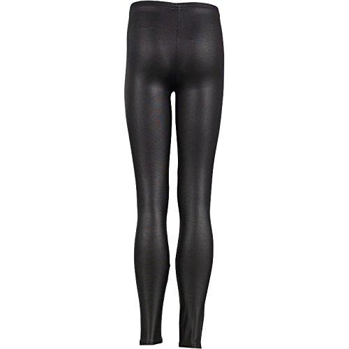 4d40377e68dde Kids Fluid Wet Look Leggings Black Childs Junior (13-14 Years 158cm):  Amazon.co.uk: Clothing