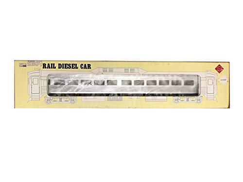 (Aristo-Craft Trains G Scale ART-22800 Aristocraft Trains Undecorated Rail Diesel Car RDC)