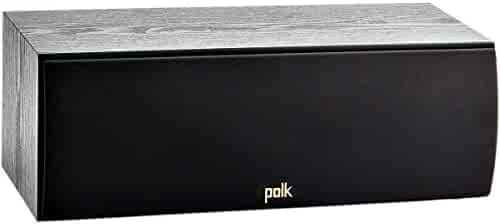 Polk Audio T30 100 Watt Home Theater Center Channel Speaker (Single) - Premium Sound at a  Great Value | Dolby and DTS Surround