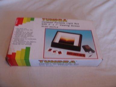Tundra Compact Portable Light Box 5 X 7 Viewing Screen Model 96cplb [並行輸入品] B07CRW49L2