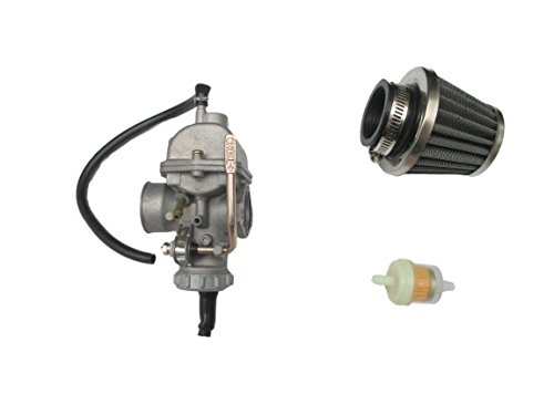 Meerkat Atv Carburetor - Carburetor & Air Filter for KAZUMA 50CC MEERKAT 50 ATV