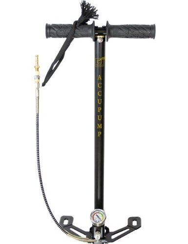 Webley PCP Accupump Air Rifle Charging Stirrup Pump