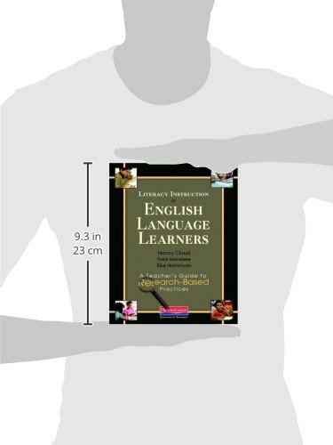Literacy Instruction for English Language Learners: A Teacher's Guide to Research-Based Practices by Nancy Cloud