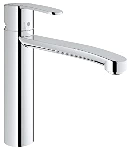 GROHE Mitigeur Évier Wave Cosmopolitan 30181000 (Import Allemagne)