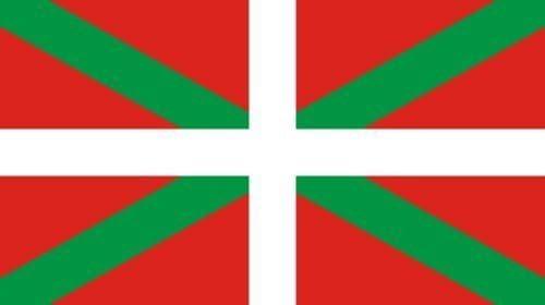 España Vasco bandera grande - 152,4 cm x 91,44 cm.: Amazon.es ...