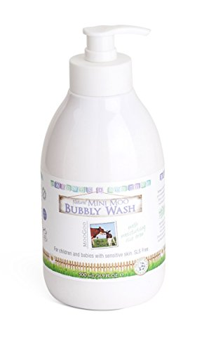Natural Mini Moo Bubbly Wash