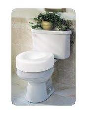 Amazon Com Raised Toilet Seats Health Amp Household
