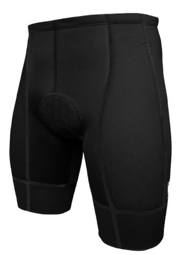 DeSoto Men's Forza Tri Short With Pockets - - Forza Soto De