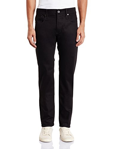 G-Star Raw Men's 3301 Slim, Raw Denim, 33x34 by G-Star Raw