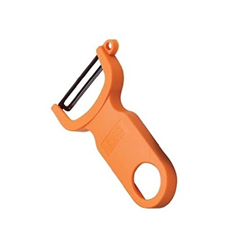 Kuhn Rikon Original Swiss Peeler, Orange