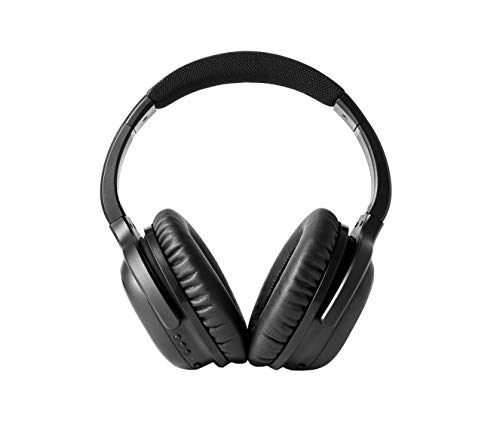 (Audeara A-01 Premium Intelligent Bluetooth Wireless Headphones, Tailored Audio to Individual Hearing, Active Noise Cancelling, Hi Res Audio, Professional Quality, Over Ear)