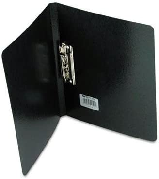 Acco Presstex Grip Punchless Binder With Spring-Action Clamp 5//8 Capacity Black Product Category 4 Pack Binders /& Binding Systems//Binders