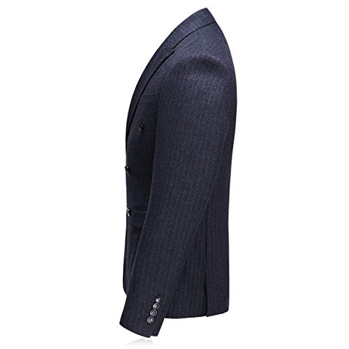 3pcs Costard Gris Party Homme Mariage Gilet Smoking Veste Blazer Pantalon Costume zFvcfnyn