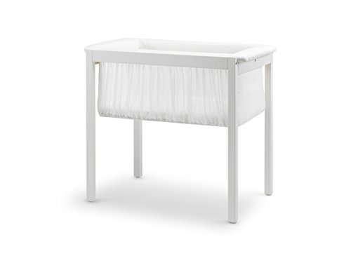 Image of the Stokke Home Cradle, White