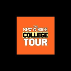 The New Yorker College Tour Speech