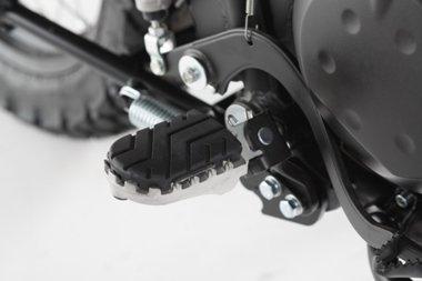 SW-MOTECH: フットレストキット Kawasaki KLR 650 (01-) [並行輸入品]   B076V7577J