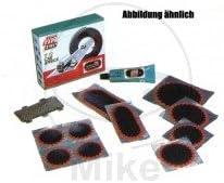 Tip Top Reifen Reparatur 519 06 57 Sortiment Tt 12 Pkw Und Lkw Schläuche Auto