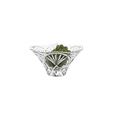 Marquis by Waterford Honour 8.5  Bowl, Clear, 8.5 l x 8.5 w