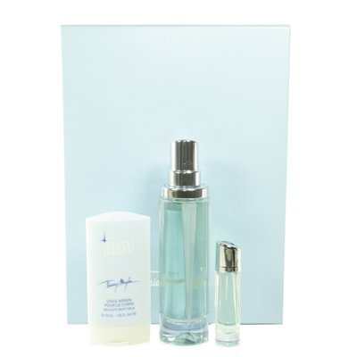 Angel Innocent for Women Gift Set - 1.7 oz EDP Spray + 1.0 oz Body Lotion + 0.17 oz EDP (Angel Innocent Gift Set)