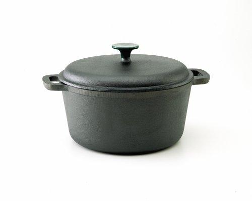 All Clad Pre Seasoned Cast Iron Cookware 6 Quart