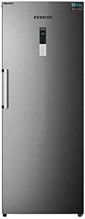 INFINITON CONGELADOR Vertical CV-870IX (380 L, 185 cm, A++, INOX ...