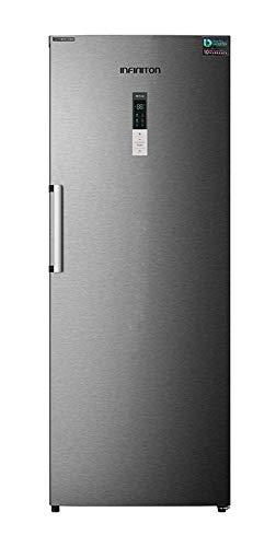 INFINITON CONGELADOR Vertical CV-870IX (380 L, 185 cm, A++, INOX, Congelador, 6 Cajones) (INOX (CV-870IX))