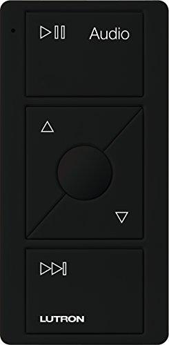 Lutron Caseta Wireless Pico Remote for Audio, Works with Sonos, PJ2-3BRL-GBL-A02, (Pico Wireless Control)