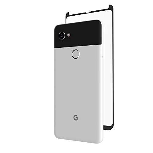 ZAGG InvisibleShield Glass Curved Screen Protector - Curved for The Google Pixel 2 XL -Impact & Scratch Protection - Smudge Resistant - Clear by ZAGG (Image #6)
